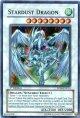 【特価品】英語版 スターダスト・ドラゴン DP08-EN014 1st(スーパーレア)